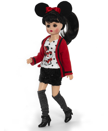 Madame Alexander Minnie Inspires Couture 10″ Doll from the Disney Collection