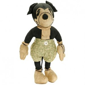 mickey mouse doll charlotte clark
