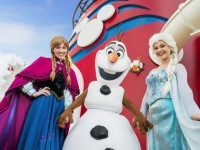 "Land of ""Frozen"" Coming to Disney Cruise Line This Summer"