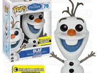Olaf with Glitter Disney Frozen POP! #79 Vinyl Exclusive Figure