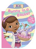 Doc McStuffins Bunny in a Basket (Disney Doc Mcstuffins)
