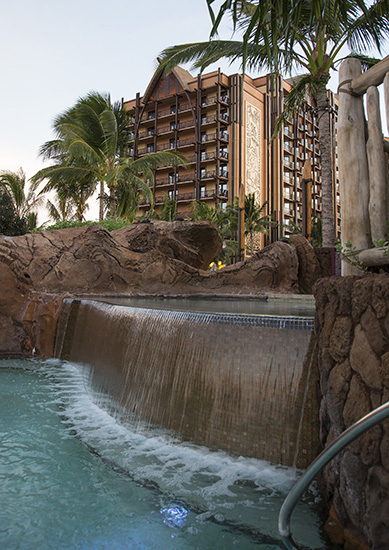 Unforgettable Details of Aulani, a Disney Resort & Spa: 'Alohi Point