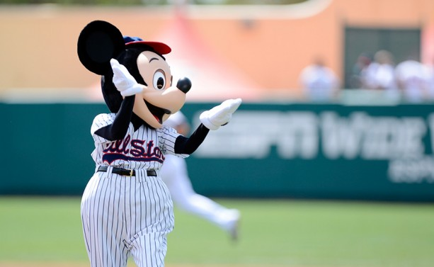 #DisneySide Sports Style: Atlanta Braves Spring Training Style
