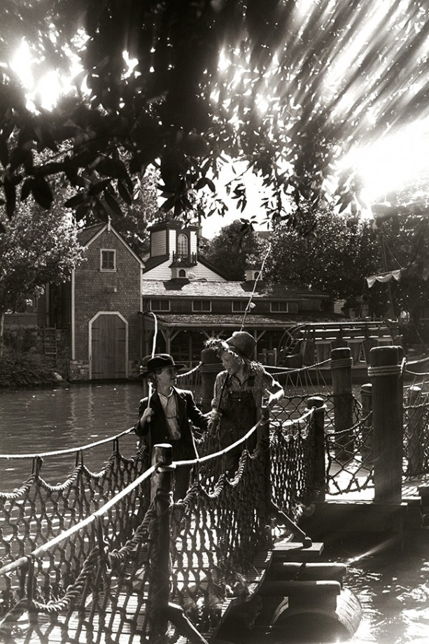 Caption This: Tom Sawyer & Huck Finn at Magic Kingdom Park at Walt Disney World Resort