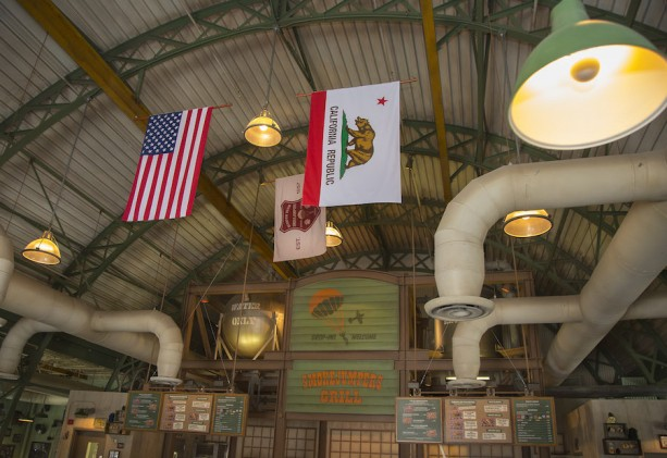 Smokejumpers Grill Opens Today at Disney California Adventure Park