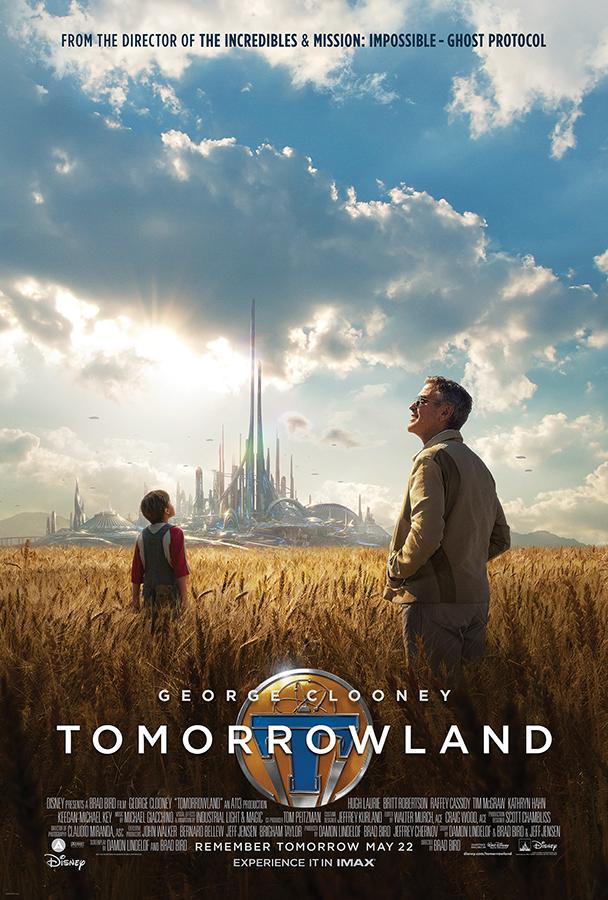 Exclusive Sneak Peek of Disney's 'Tomorrowland' Coming to Disney Parks inApril