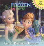 Frozen Fever Pictureback with Stickers (Disney Frozen) (Pictureback(r))