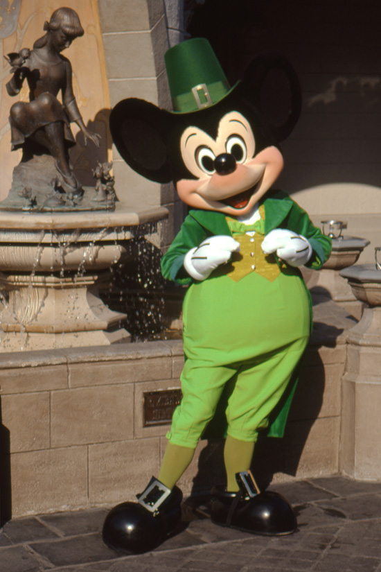 Happy St. Patrick's Day from the Disney Parks Blog!