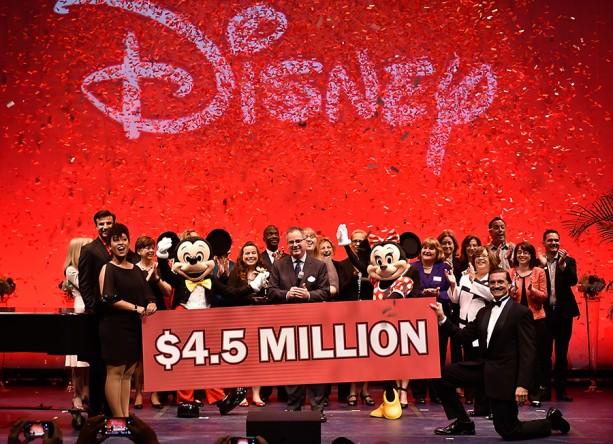 Disney Awards $4.5 million to Benefit Central Florida Community Groups