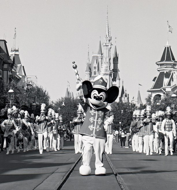 Disney Days of Past: Marching on Main Street, U.S.A. at Walt Disney World Resort