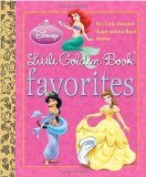 Disney Princess Little Golden Book Favorites