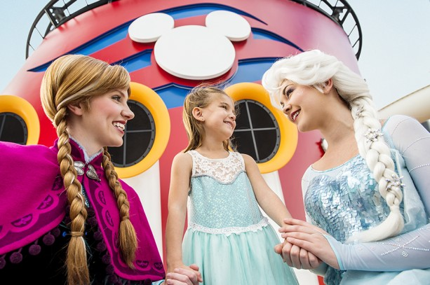 More About the Day of 'Frozen' Fun Coming to Disney Cruise Line This Summer