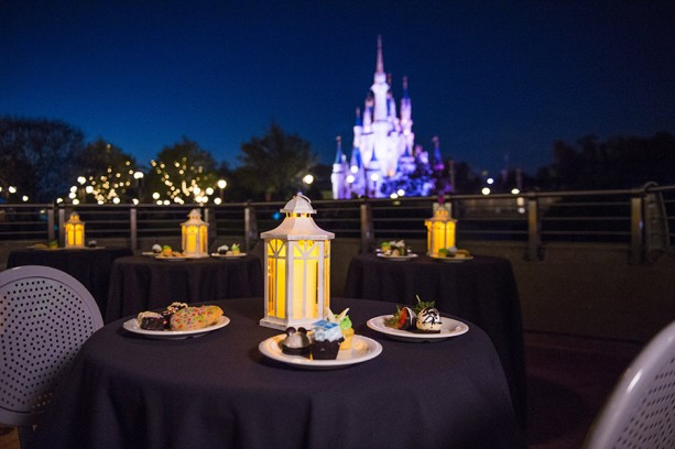 Reservations Open March 20 for the Wishes Fireworks Dessert Party at Magic Kingdom Park