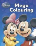 Disney Mickey Mouse & Co Mega Colouring
