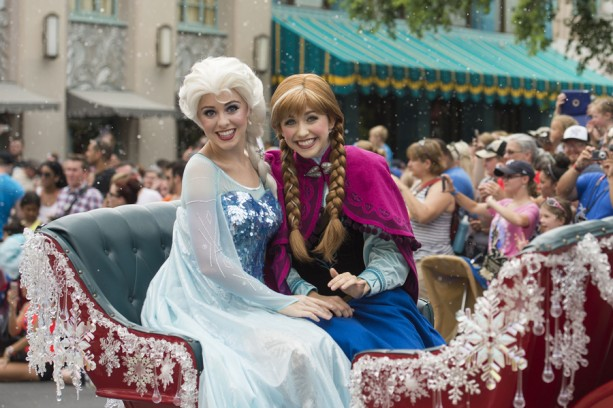 'Frozen' Summer Fun LIVE Returns to Disney's Hollywood Studios June 17 – September 7