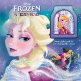 Disney Frozen a Frozen Heart: Storybook with Snowglobe (Glitter/Snow Globe)