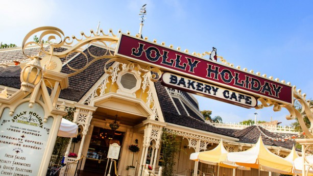 New Spring Menu Begins Today at Jolly Holiday Bakery Café in Disneyland Park