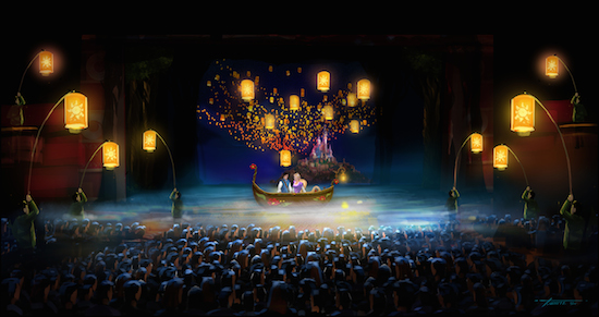 First-Ever Disney Cruise Line Meet-Up Showcases Exciting New Entertainment