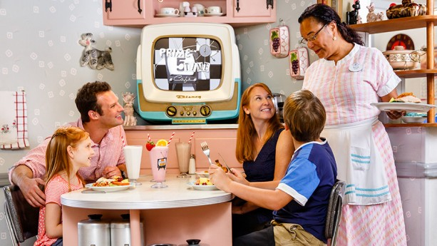 Yummy Recipe for Healthy Kids' Day April 17 from 50's Prime Time Café at Disney's Hollywood Studios