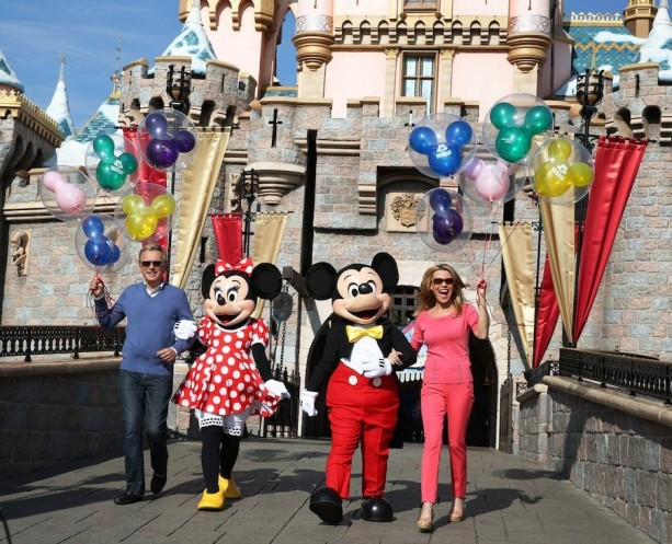 'Show Your Disney Side Week' on 'Wheel ofFortune'