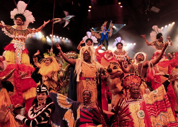 Why Guests Can't Get Enough of 'Festival of the Lion King' at Disney's Animal Kingdom