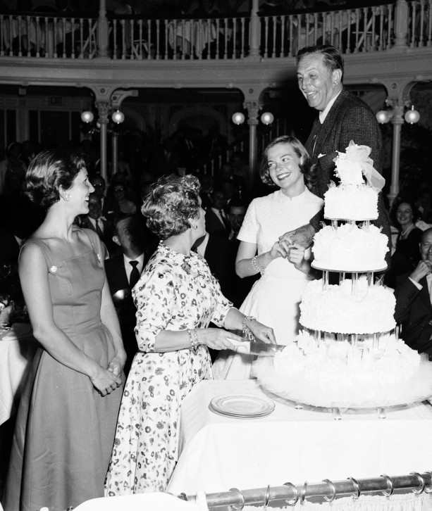Sixty Years of Innovation: Disneyland, Walt Disney's Original Magic Kingdom