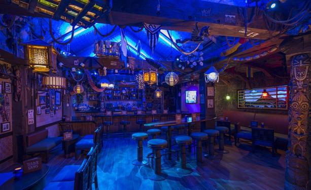 Trader Sam's Grog Grotto Officially Opens Today at Disney's Polynesian Village Resort