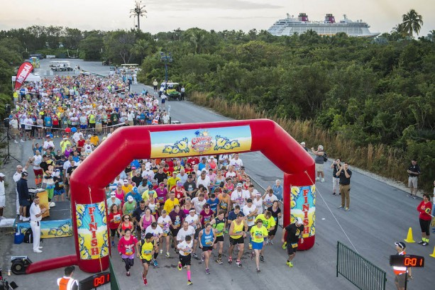Castaway Cay Challenge Part of Walt Disney World Marathon Weekend Open for Registration