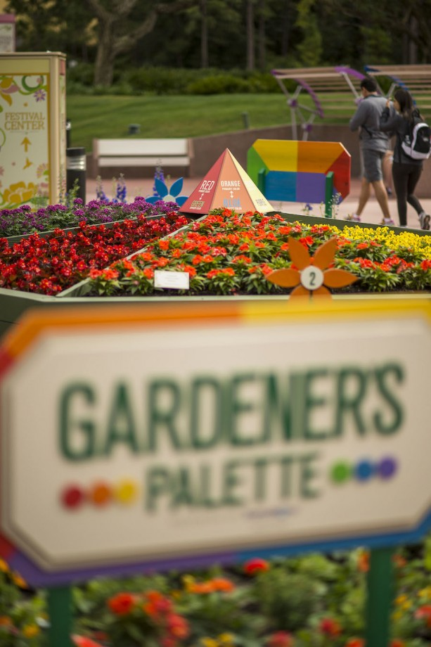 Celebrate Earth Day at the Epcot International Flower & Garden Festival