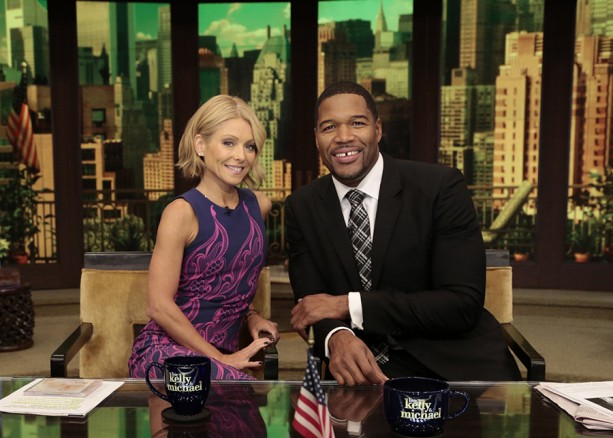 'LIVE with Kelly and Michael' Travels to California for Disneyland Resort DiamondCelebration