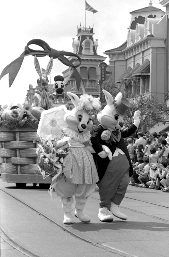 Happy Easter from the Disney Parks Blog Team