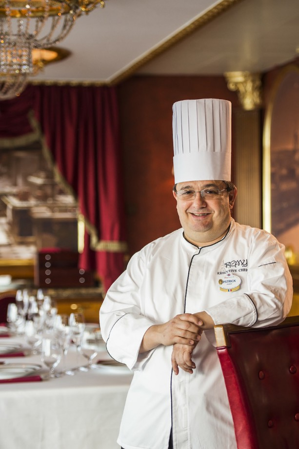 Another Disney Cruise Line Chef Receives Top Culinary Honor