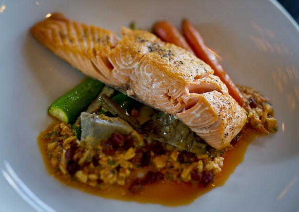 Copper River Salmon is Back on Menus at Artist Point, Flying Fish Cafe and California Grill at Walt Disney World Resort