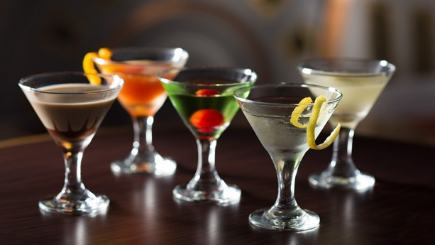 Learn More About Disney Cruise Line Martini & Champagne Tastings