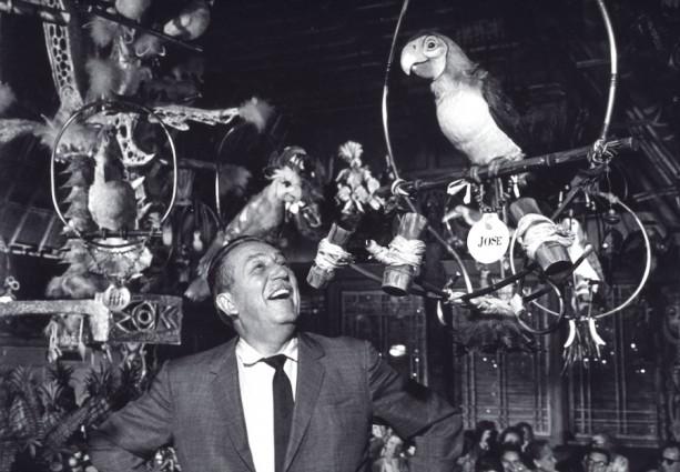 Sixty Years of Innovation: Audio-Animatronics Technology Begins at Disneyland Park