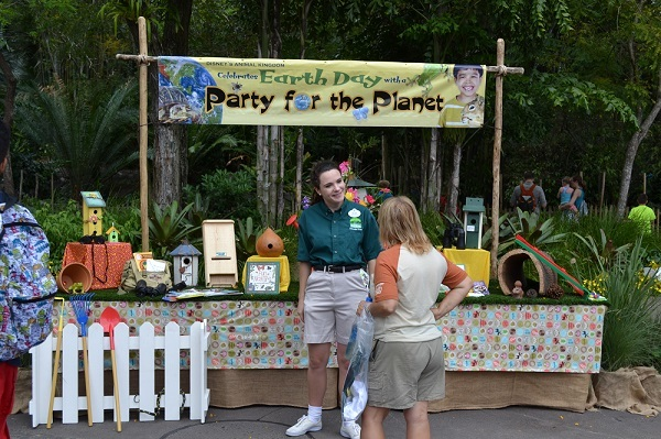 Join the 'Party for the Planet' Starting on Earth Day at Disney's Animal Kingdom