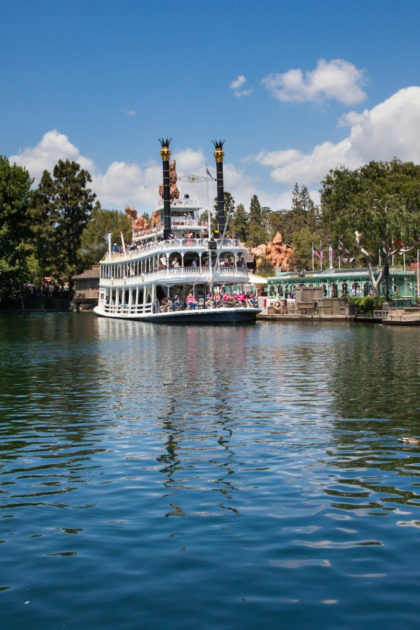 Disneyland Resort Uses Innovative Way to Recycle Water