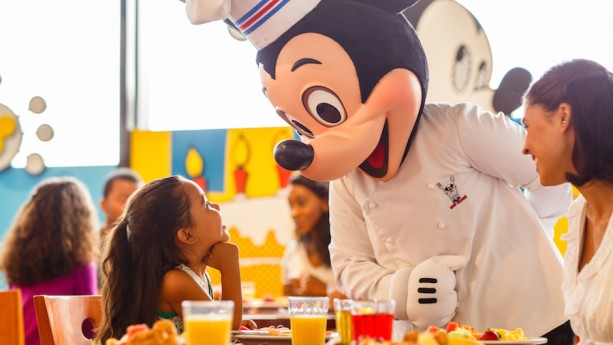Chef Mickey's Opens for Brunch Starting May 31 at Disney's Contemporary Resort