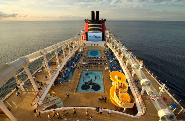 The Ultimate Land and Sea Family Vacation with Disney Cruise Line
