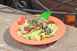 Top 10 Disney Salads, Coast to Coast