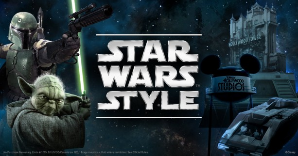 Share Your 'Star Wars Style' for a Chance to Win a Trip to Walt Disney World Resort