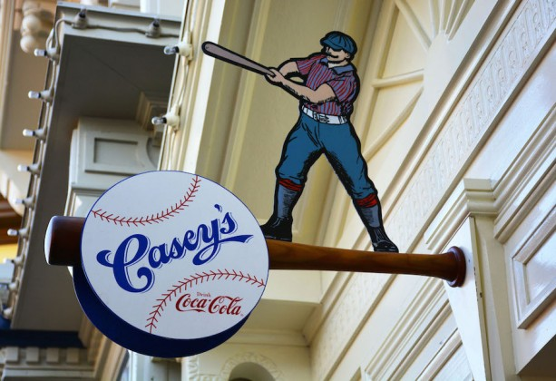 Casey's Corner – Hitting Lunch Out of the Park for 20 Years at Magic Kingdom Park