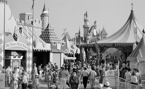 Sixty Years of Innovation: New Fantasyland at Disneyland Park