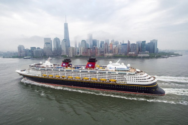 Disney Cruise Line Announces New Sailings from the Big Apple in 2016