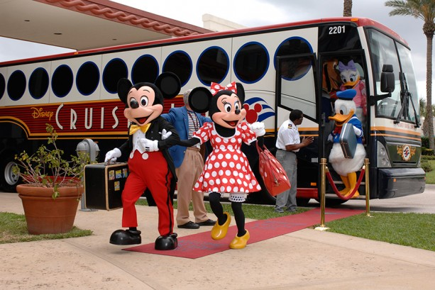 Disney Days of Past: Happy National Travel & Tourism Week