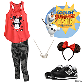 Keep 'Cool' and Show Your #DisneySide at the 24-Hour Summer Kick-Off Celebration at Disney Parks