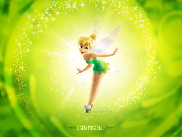 Race to Download Our New Tinker Bell Wallpaper Inspired by Tinker Bell Half Marathon Weekend at the Disneyland Resort