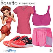 Tinker Bell Half Marathon Rosetta DisneyBound Look