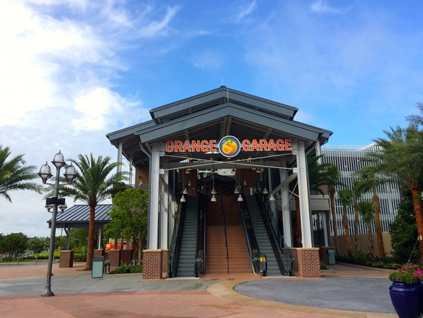 New Garage Walkways Now Open at Downtown Disney at Walt Disney World Resort