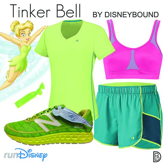 Show Your Fairy #DisneySide During Tinker Bell Half Marathon Weekend at the Disneyland Resort